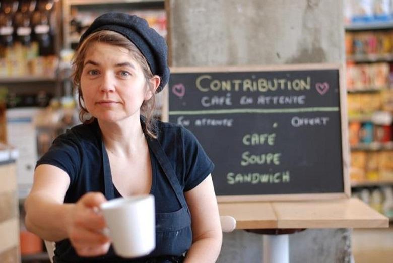 Не желаете ли «подвешенного» кофе?