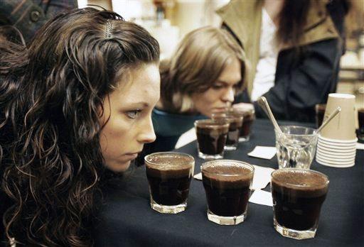 Где готовят магистров кофейных наук?