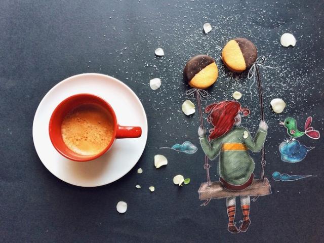 Маленькие кофейные чудеса