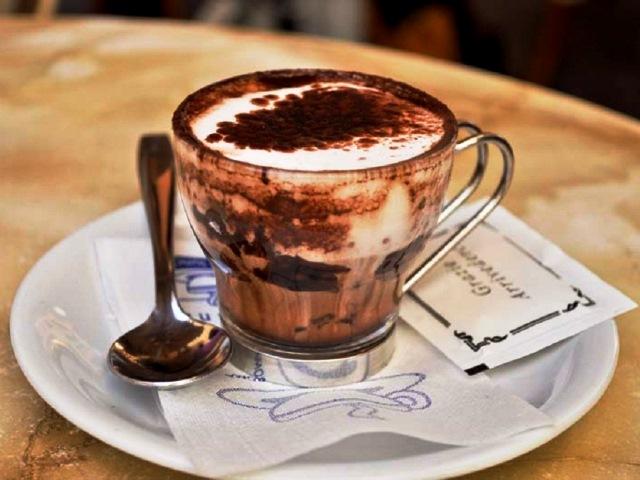Марочино – страсть к шоколаду и кофе