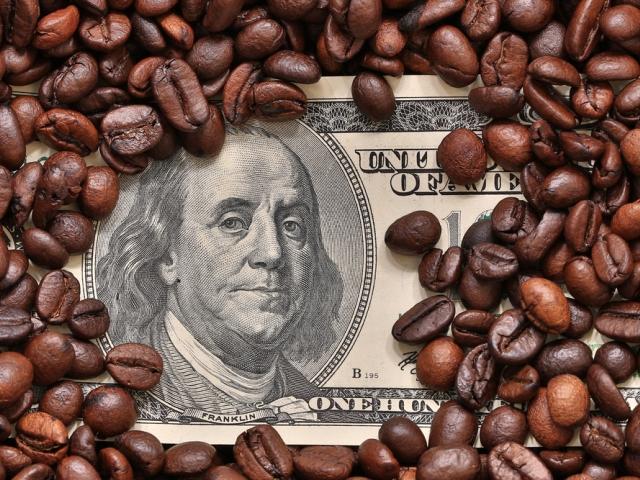 Кофе может стать дорогим удовольствием
