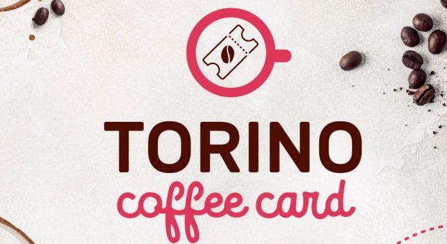 Кофейная карта для гостей Турина