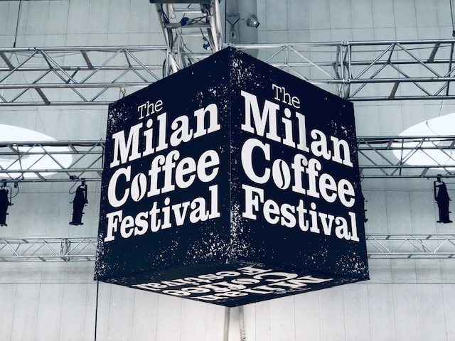 Фестиваль кофе в Милане