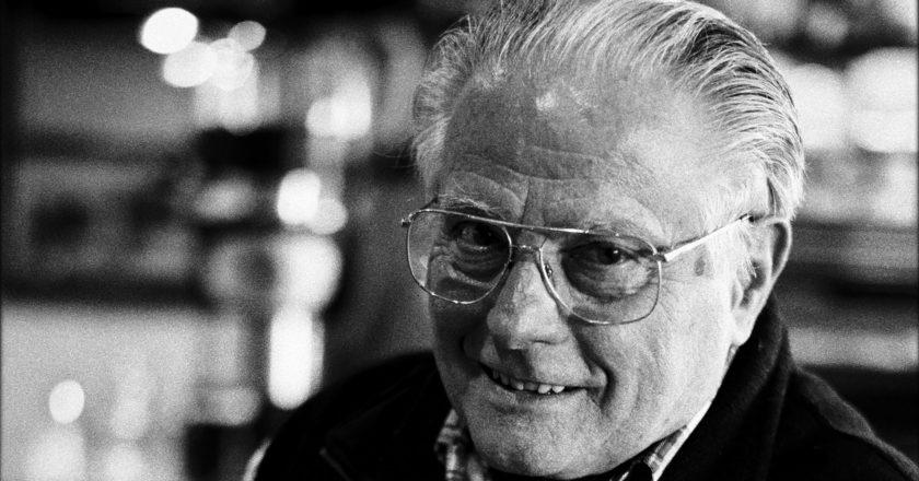 Умер создатель знаменитых эспрессо-машин La Marzocco