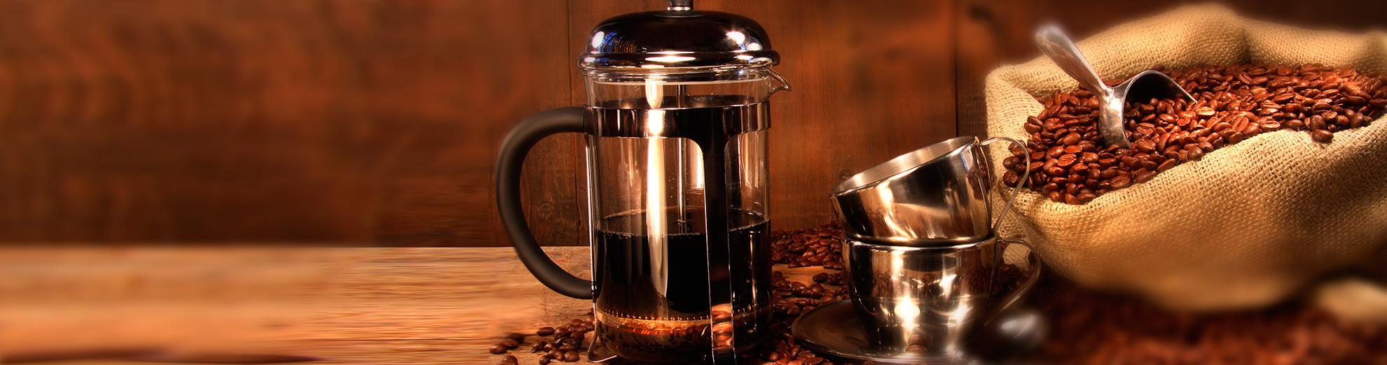 5 секретов  кофе во френч-прессе