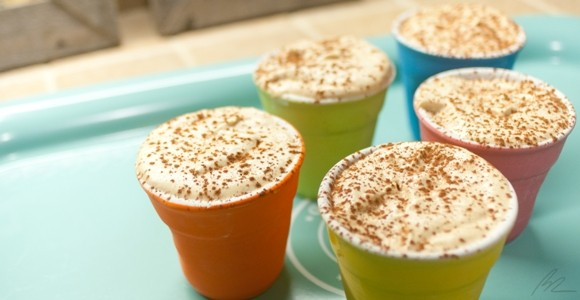 Порадуйте себя кофейным кремом
