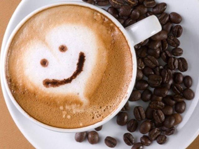 Чашечка кофе – это слишком мало