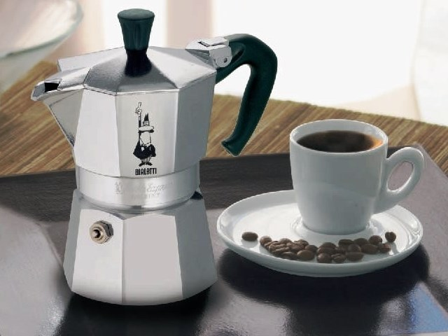 Ristretto Coffee Maker ~ Coffee maker of geyser type the subtleties use porto